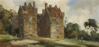 monkstown castle, cork by anne tallentire