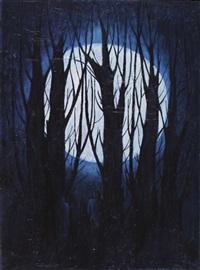 moonlight by layla al-attar