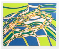 untitled 3 (from the aquarius suite) by stanley william hayter