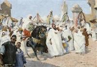 cérémonie à casablanca by abascal