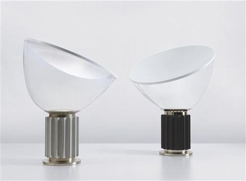 Taccia table lamps 2 works by pier giacomo and achille castiglioni taccia table lamps 2 works by pier giacomo and achille castiglioni aloadofball Images