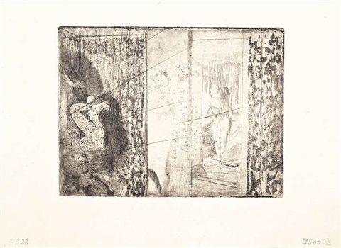 loges dactrices by edgar degas