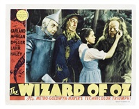the wizard of oz by metro-goldwin-mayer studios