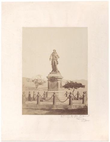 ajaccio statue dabbatucci by miguel aleo