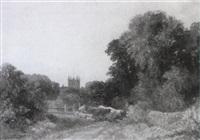 dove church, derbyshire by walter henry pigott