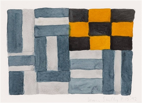 ohne titel 81592 by sean scully