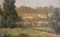 maison à eragny by octave linet
