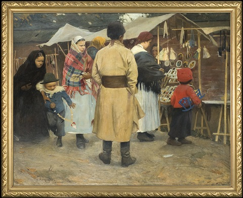 on a fair by alfons karpinski