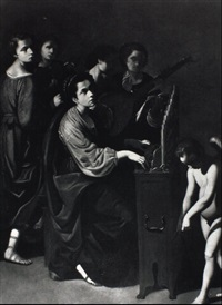 santa cecilia by carlo sellitto