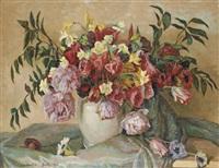 bouquet de fleurs by constantin font