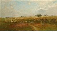 the grain field by edward b. gay
