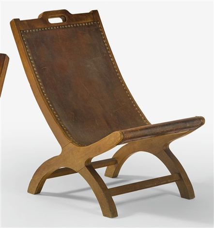 MEXICAN CHAIR By Josef Albers On Artnet