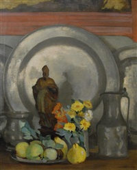 pewter and quince by sally cross bill