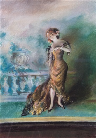 the performer by everett shinn