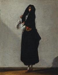 la vénitienne by jean barbault