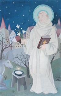 scène biblique by alice hohermann