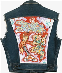 fba city jean jacket by tack (edwin ramirez)
