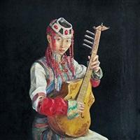 察哈尔姑娘 by liu haijun