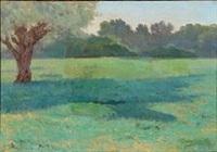 landscape by maurice l.p.j. lessertisseux