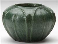 cabinet vase by merrimac pottery