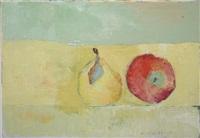 apple and pear by alexey krasnovsky