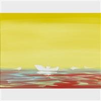 untitled (sealer) (from series interweave) by wanda koop