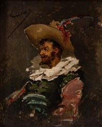 mosquetero by eugenio lucas villamil