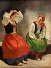 góralki by emil lindemann