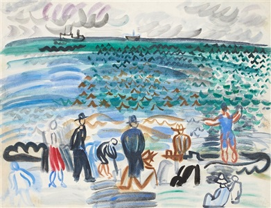 artwork by raoul dufy