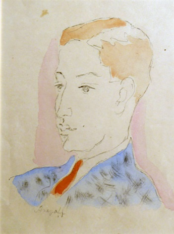 portrait of mr appleton by alexis paul arapov