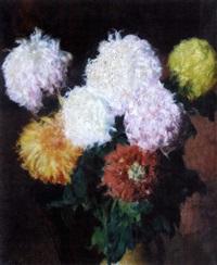 vase de fleurs by maurice joron