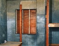 blind window no. 2 by jeff wall