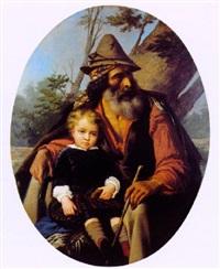 l'enfant et le brigand by raymond auguste quinsac monvoisin