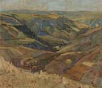 natal hills by clément (joseph charles louis) sénèque