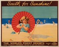 south for sunshine/southern railway by verney l. danvers