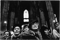 ohne titel (2 works from sakrament und sünde) by bernd arnold