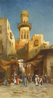 an eastern gateway by hermann david salomon corrodi