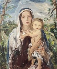 maternity by aurel naray