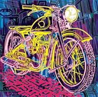 motorcycle by yigit yazici