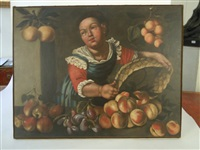 la marchande de fruits by campi