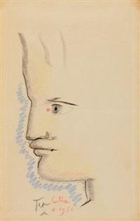profil d'orphée by jean cocteau