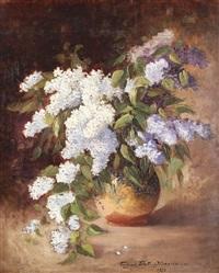 lilac by eugenia filotti atanasiu