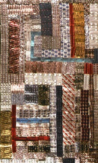 patchwork, couverture sociale 7 by alphonsine david
