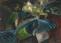 porthgain by john piper