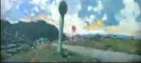 soleil couchant by alexis ratnikov
