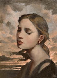 evening breeze by ken hamilton