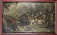 choc de cavalerie by lambert de hondt