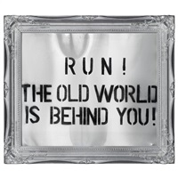 untitled (run! the old world is behind you!) by pure evil