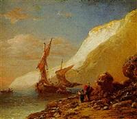 les pêcheurs scandinaves by henri place