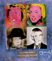 german master meets american king by pietro psaier and andy warhol
